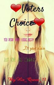Voters Choice by FreeToBeGrace