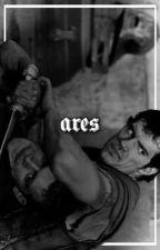Ares • Scott McCall by WiccaLife