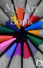 My Art Book by iris347