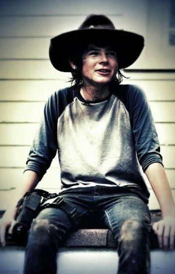 The Reason Of My Smile }} Carl Grimes ( HIATUS )