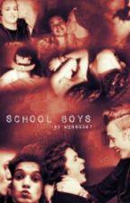 School Boys || Tradley by werru567