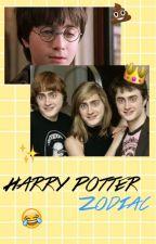 Harry Potter Zodiac by -FireHex-