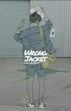 wrong jacket :: chanyeol by -kookiee
