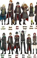 Harry Potter Super Chat by Chiarapotter888