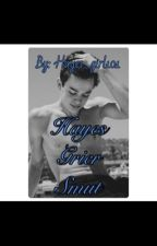 Hayes Grier smut by hayes_girl101