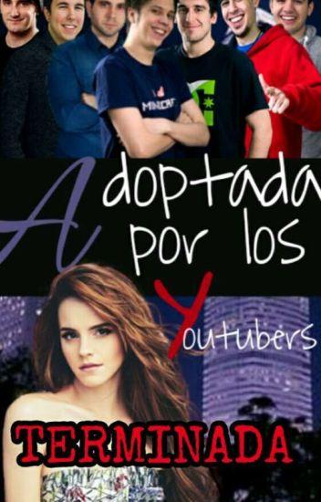 Adoptada Por Los Youtubers ( Rubius Y Tu )|TERMINADA|#Premios rubencio +Editando