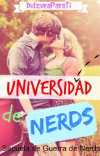 Universidad de Nerds © by DulzuraParaTi