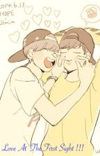 |ShortFic| - |HopeMin| LOVE AT THE FIRST SIGHT !!! (Hoàn) by MinnieBummie