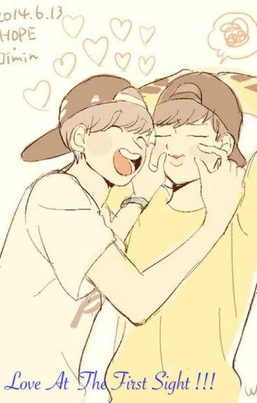 |ShortFic| - |HopeMin| LOVE AT THE FIRST SIGHT !!! (Hoàn)