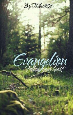 Evangelion by Thibest101