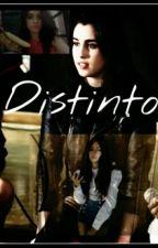 DISTINTO (Camren G!P) by LizJaurello