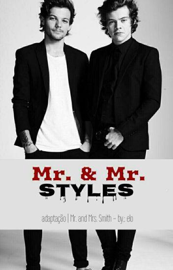 Mr. & Mr. Styles *REVISÃO*