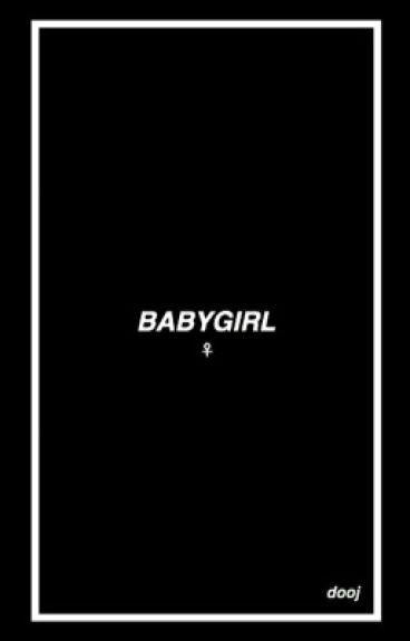 Babygirl; halsey [DISCONTINUED]