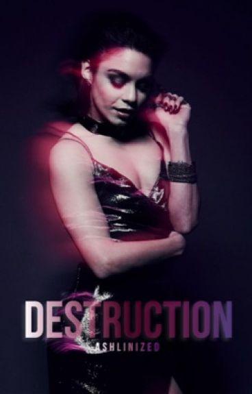 Destruction || Teen Wolf (5)