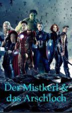 Der Mistkerl & das Arschloch by soperfekt_unperfekt