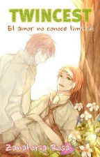 Twincest -Fred x George (Yaoi) by adiccion_al_shippeo