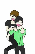 100 Reasons To Ship Phan by SoySausages