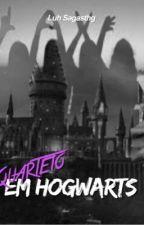 Quarteto em Hogwarts by sagasthg