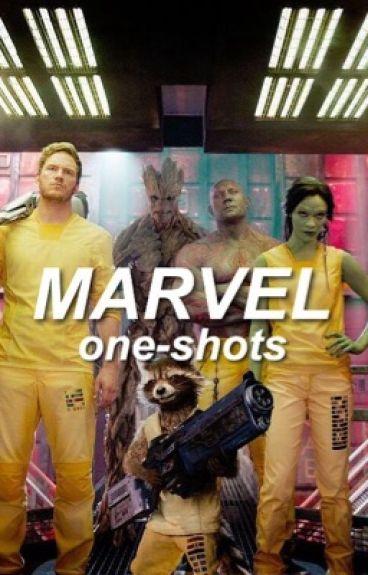 one-shots   MARVEL.