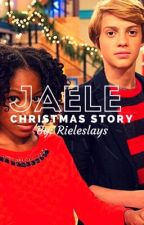 Jaele Christmas Story by rieleslays