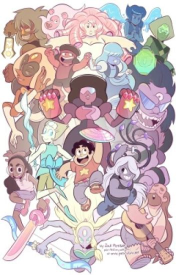 Steven Universe Characters X Reader