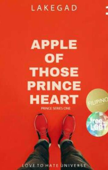 Apple Of Those Prince Heart ( Prince Series)  Series 1 [EDITING]