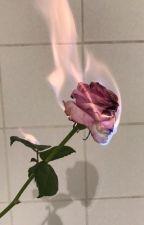 Burnt roses~Phan by dollbunnie