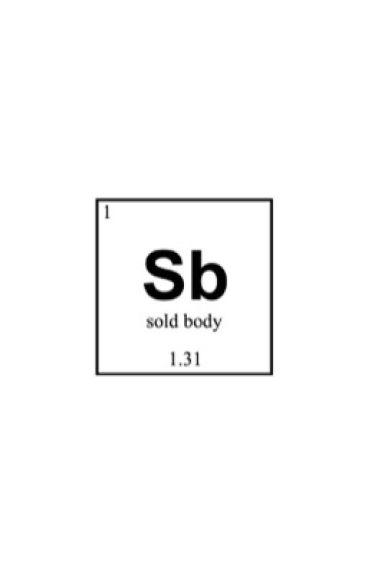 sold body //  mpreg