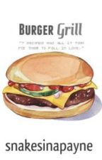 Burger Grill || Ziall by JessZiallS