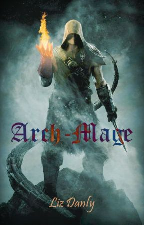 Arch-Mage (Arch-Mage Trilogy, #1) - IX  Arch-Mage of the
