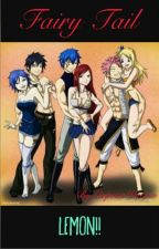 Fairy Tail Lemons by CapriceWatson