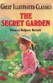 The Secret Garden by frances hodgson burnett by Dunya1998hani