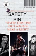 Safety Pin;mgc by themusickeepsmealive