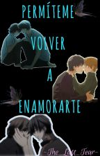 Permíteme Volver A Enamorarte JR  by -The_last_tear-