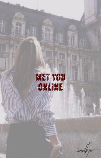 met you online » vkook
