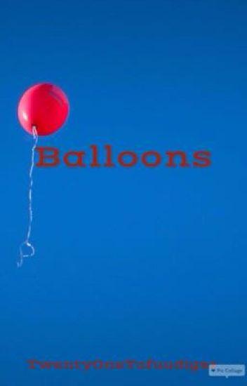 Balloons (Joshler) (boyxboy)