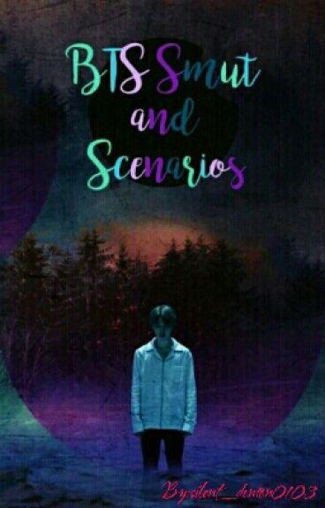 BTS Smut and Scenarios #Wattys2016
