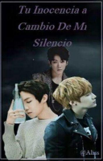 Tu inocencia a cambio de mi silencio [BTS](Suga y tú)