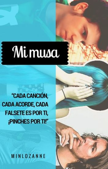 Mi musa. (Yayo Gutiérrez, Rubius.)