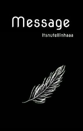 Message || Sammy Wilk by mikxyuu_