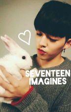 Seventeen Imagines by joshuathegentleman