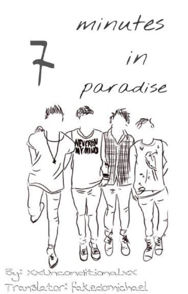 7 minutes in paradise ~~ Muke + Cashton (pt version)