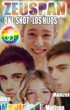 ZEUSPAN ONE-SHOT LOS HIJOS | NAVIDAD by GendryRainbown