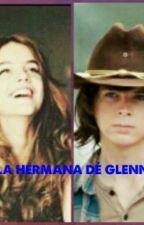 La Hermana De Glenn (Carl Y Tu) by MariaMoralesHernande