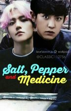 Salt, Pepper And Medicine. by fearlessvirus