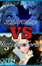 Hiccelsa VS Jelsa by MorganneBernard