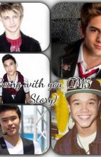 Being With You (A IM5 story ) by MoonBear___