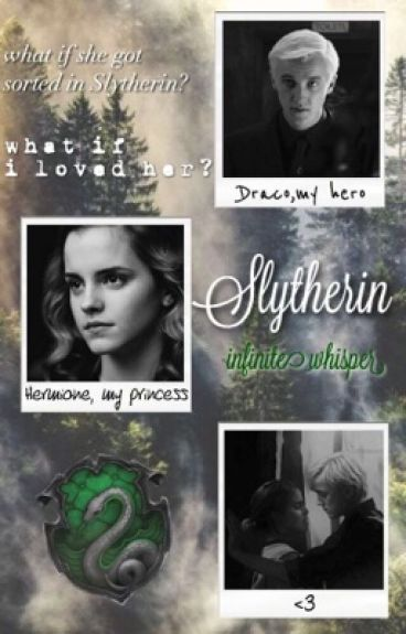 SLYTHERIN - Dramione |SK| ✔️