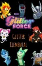 Glitter Force: Glitter Elemental  by Thunderecho