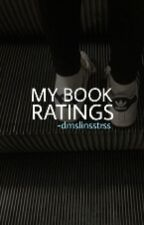 My Book Ratings by dmslindstrss